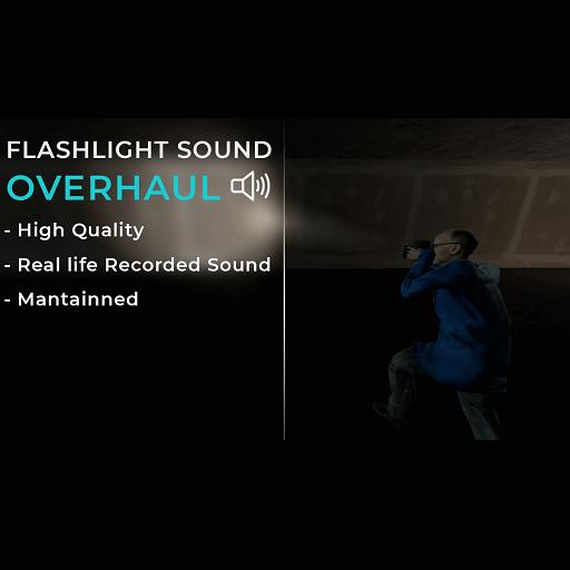 Garry's Mod - Flashlight Sound Overhaul.