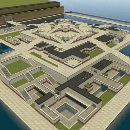"Garry's Mod - Карта ""gm_temple"""