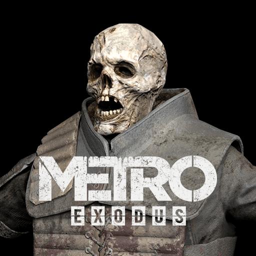 Garry's Mod - Труп из Metro Exodus [рэгдолл]