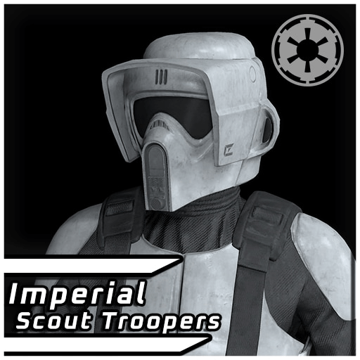 Garry's Mod - STAR WARS: Imperial Scout Troopers