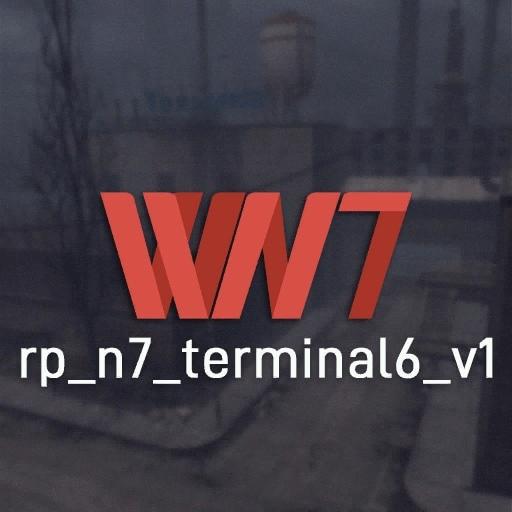 "Garry's Mod - Карта ""rp_n7_terminal6_v1"""