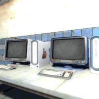 Garry's Mod - Элементы советской лаборатории из Snow Drop Escape