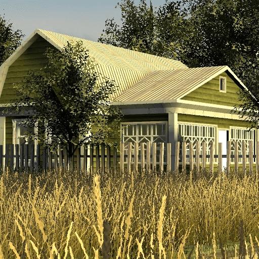 Garry's Mod - Дача в поле