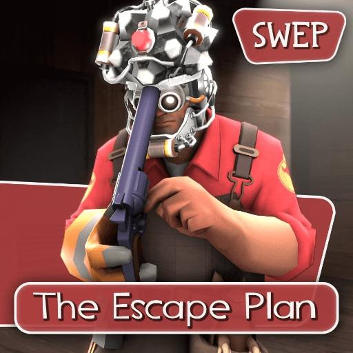 Garry's Mod - The Escape Plan SWEP (Рандомайзер из Team Fortress 2)