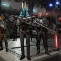 XCOM 2 - Разные инопланетяне Старой Республики [WOTC]