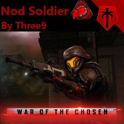 XCOM 2 - [WOTC] Костюм солдата Нод, by Three9