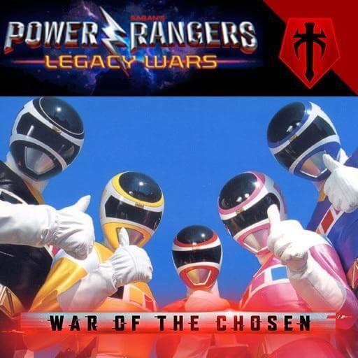 XCOM 2 - [WOTC] Костюмы из Power Rangers: Legacy Wars