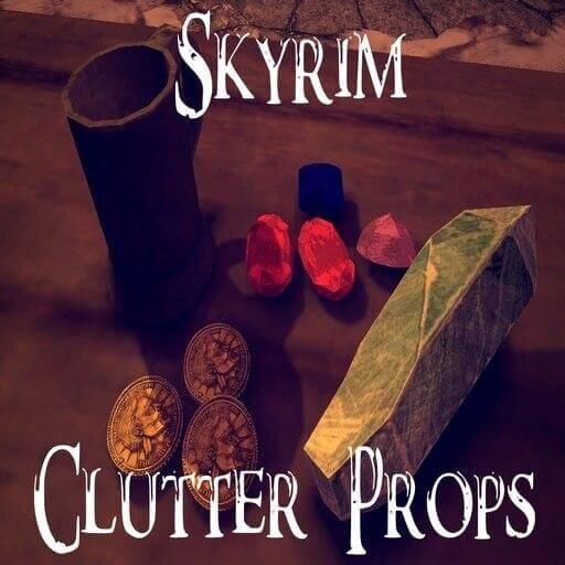 Garry's Mod - Пропы из Skyrim