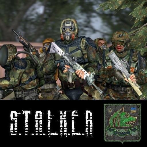 Garry's Mod - Сталкеры Свободы из S.T.A.L.K.E.R. (PM & NPC)