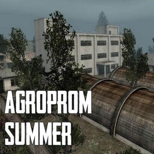 Garry's Mod - Агропром (Тень Чернобыля) (Лето)