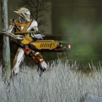 XCOM 2 - [WOTC] Ворка-огнеметчик