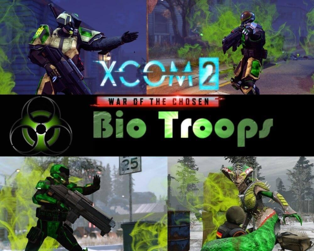XCOM 2 - Био солдаты [WOTC]