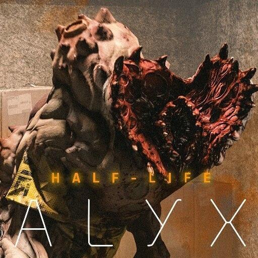 Garry's Mod - Джефф из Half Life: Alyx (модель для игрока, рэгдолл)