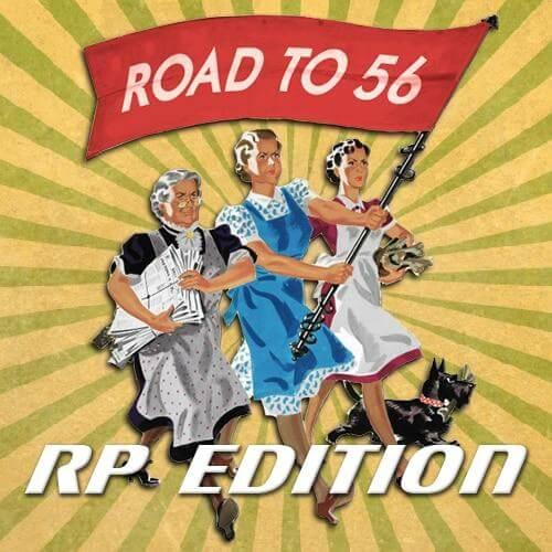 Hearts of Iron IV - Road to 56 RP