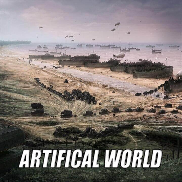 Hearts of Iron IV - Artifical World